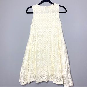 Altar'd State sz M lace tank dress